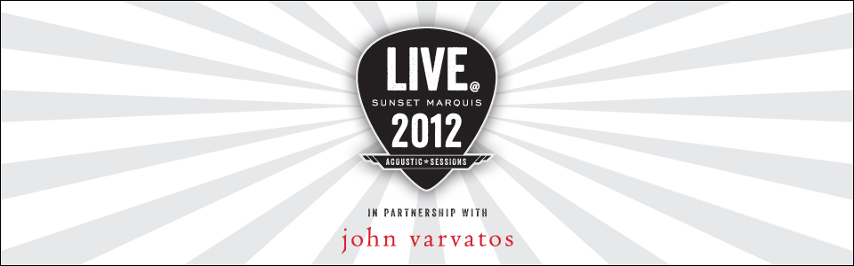 LIVE @ SUNSET MARQUIS
