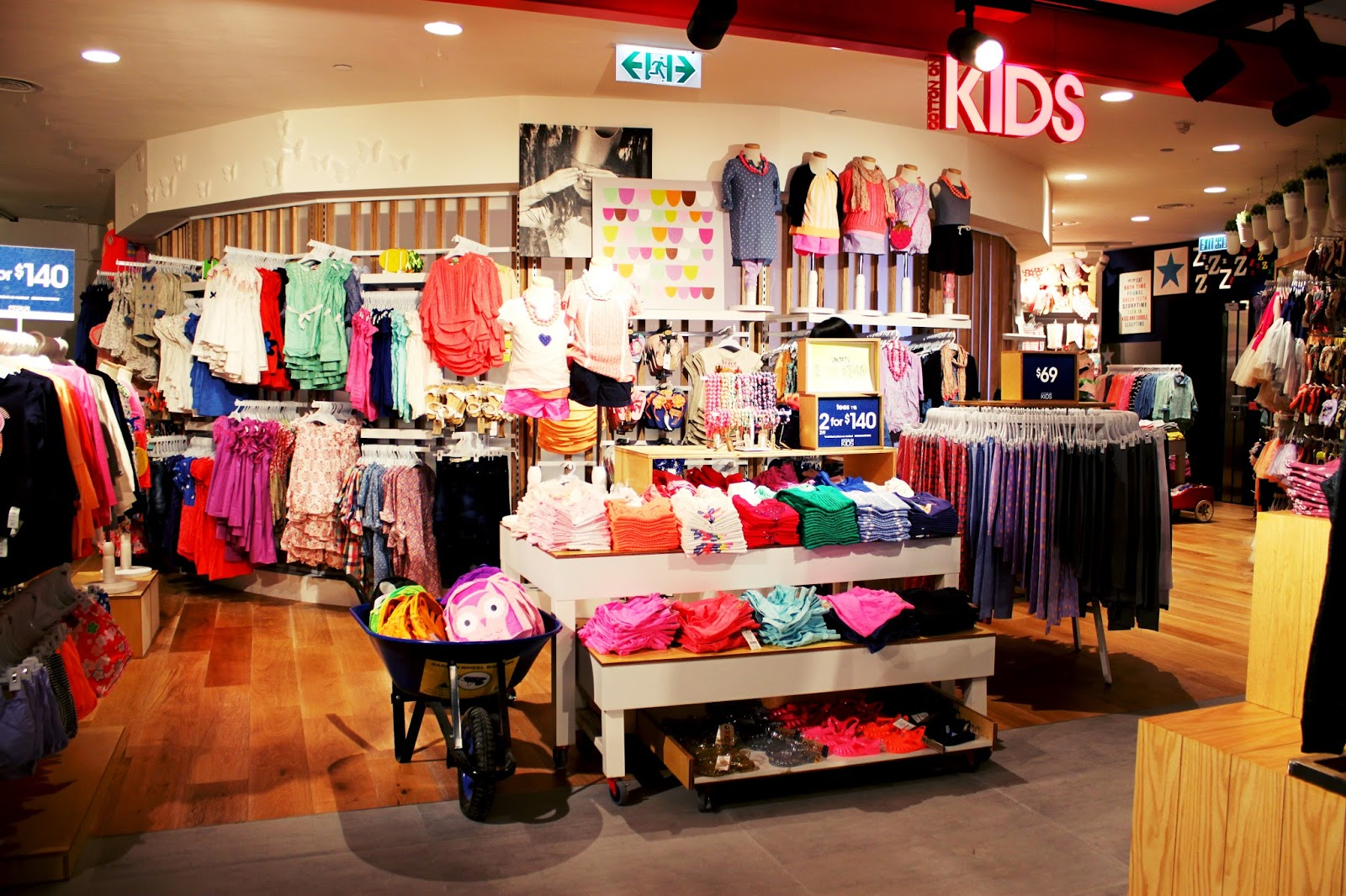 Cool kids clothing stores