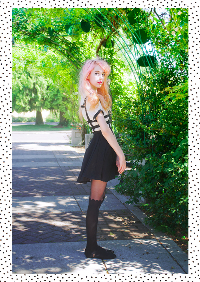 fashion & blogging from USA with kailey from mermaidens
