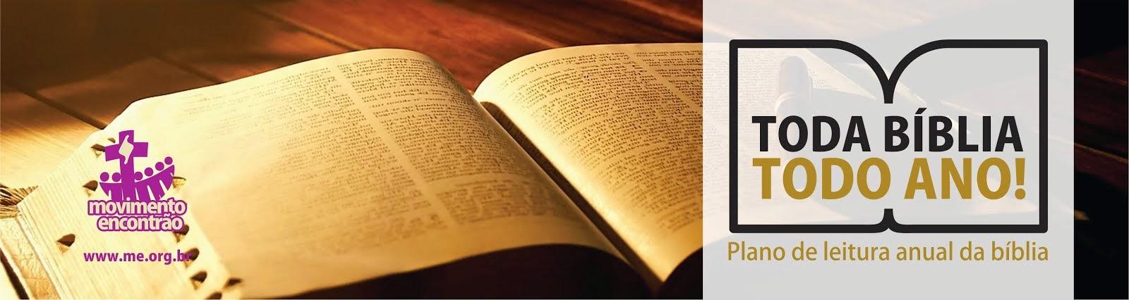 Toda Bíblia Todo Ano