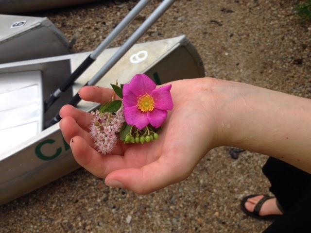 foraged bouquet