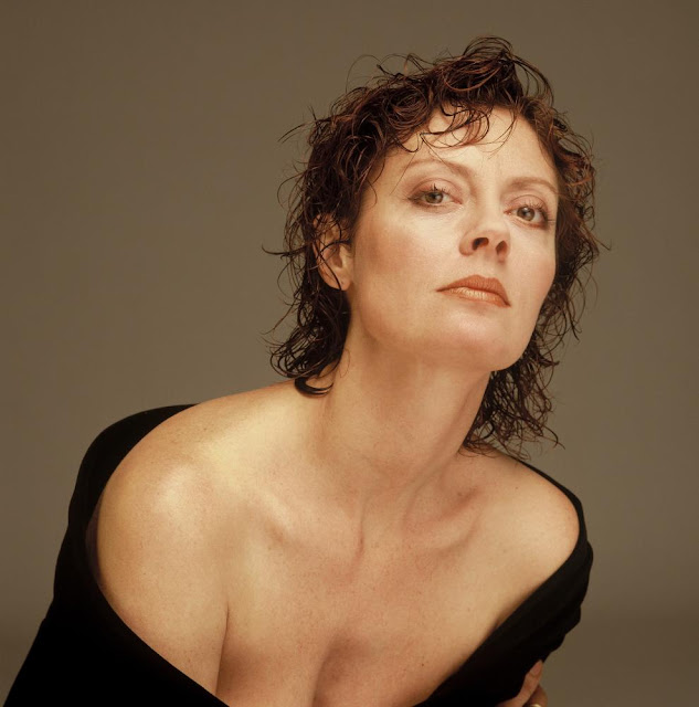 Susan Sarandon Hot In Lingerie