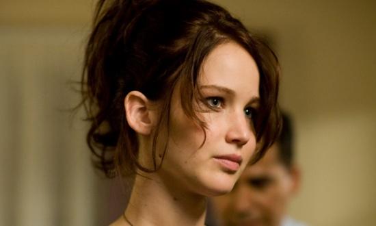 Silver Linings Playbook, Bradley Cooper, Jennifer Lawrence, Leonardo DiCaprio, Robert De Niro, Jacki Weaver y Chris Tucker