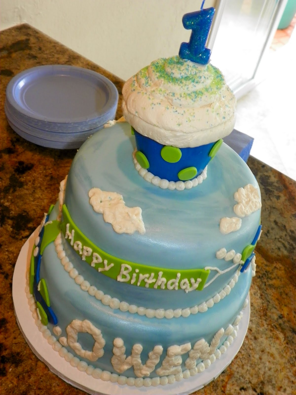 Plumeria Cake Studio March 2011