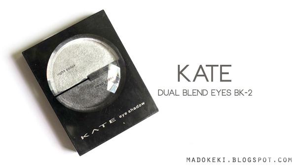 Kate Dual Blend Eyes BK-2