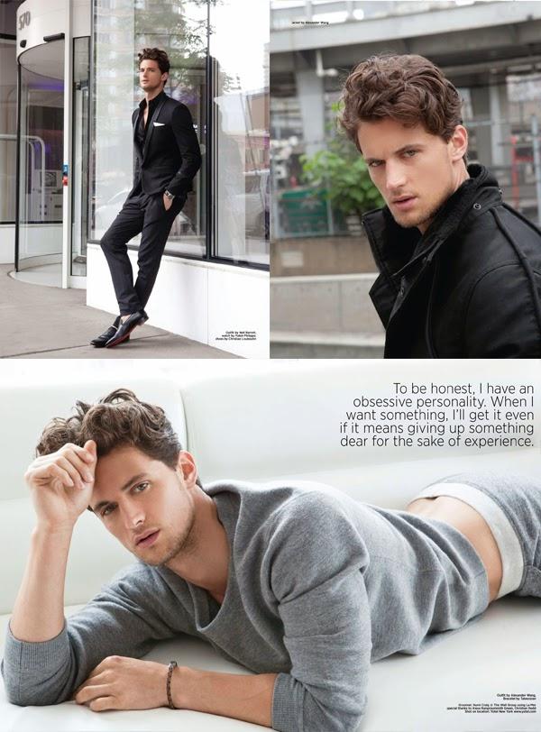 garrett neff, sin camisa, underwear, CK, calvin klein, modelo masculino, supermodelo, male model