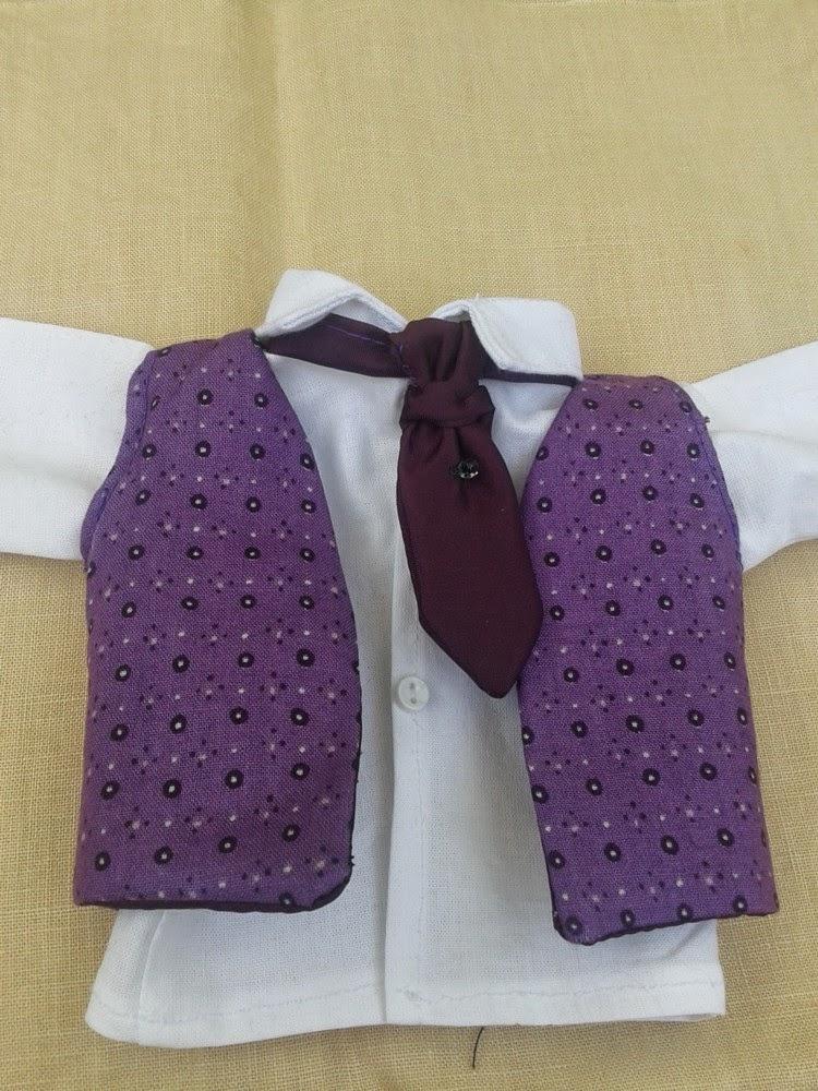 chaleco y corbata y camisa novio lucas