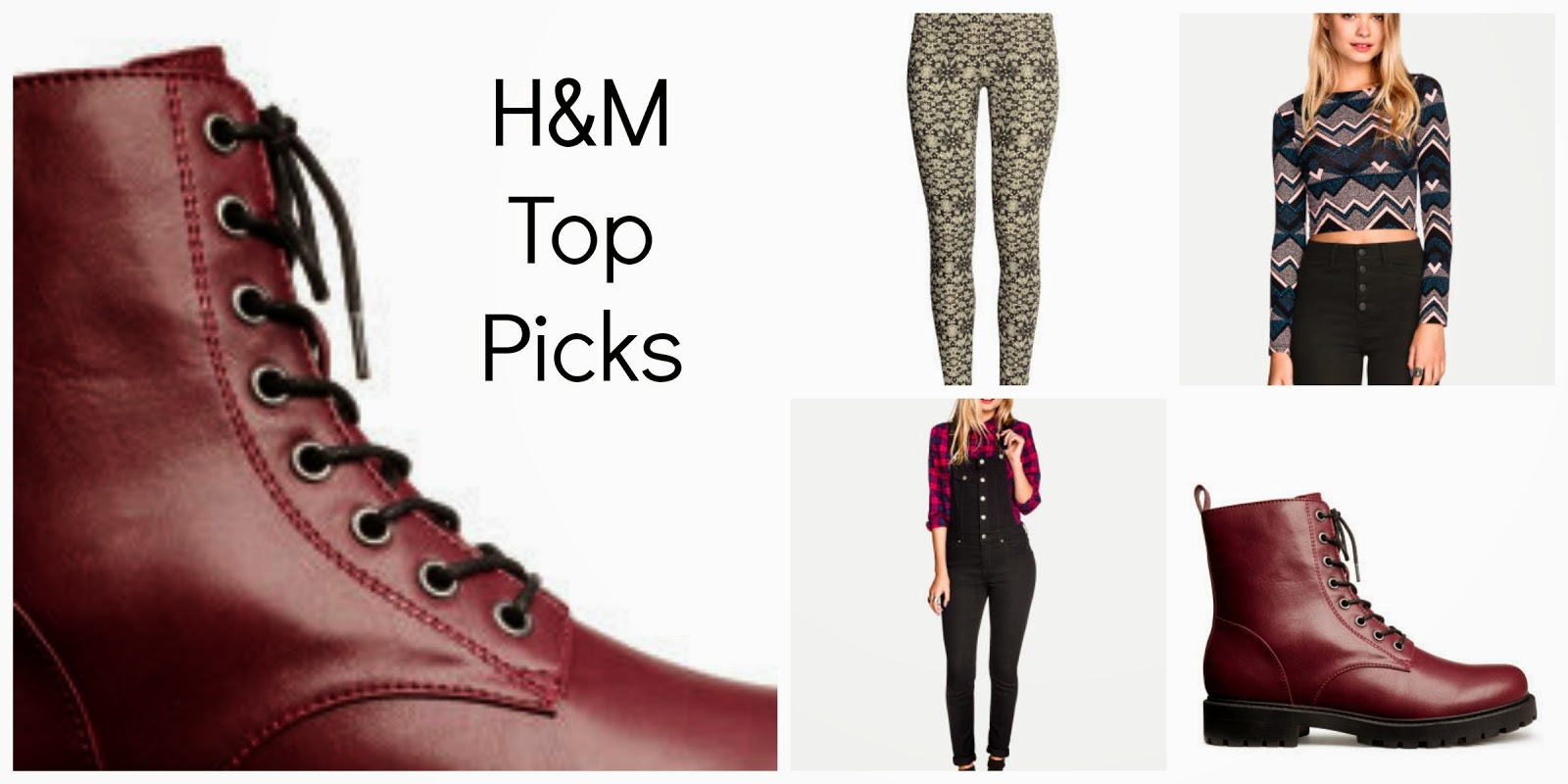 top picks h&m winter
