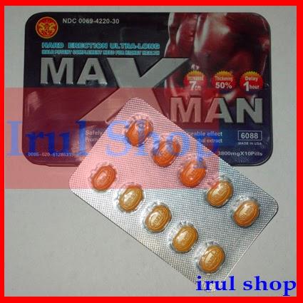 Obat Kuat Maxman