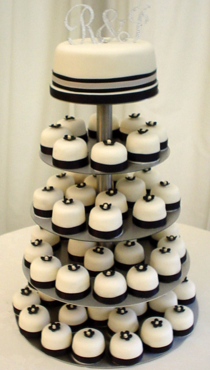 On the Budget: mini cakes