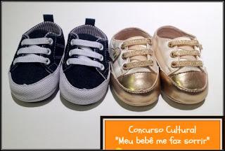 """Concurso Cultural """"Meu bebê me faz sorrir"""""""