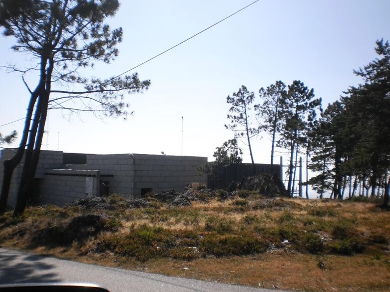 parque eólico da Serra da freita - Posto de Controlo