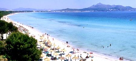 Playa de Alcudia - Mallorca