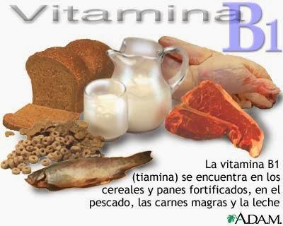 Alimentos complejo B1