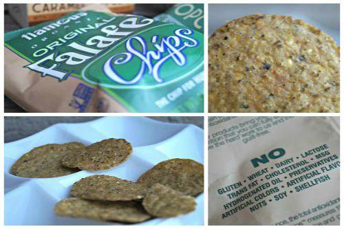 Falafel Chips von flamous