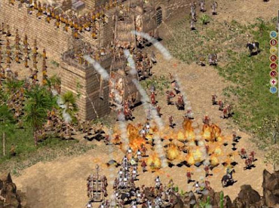 Free Download Games Stronghold Crusader Extreme Full Version For PC