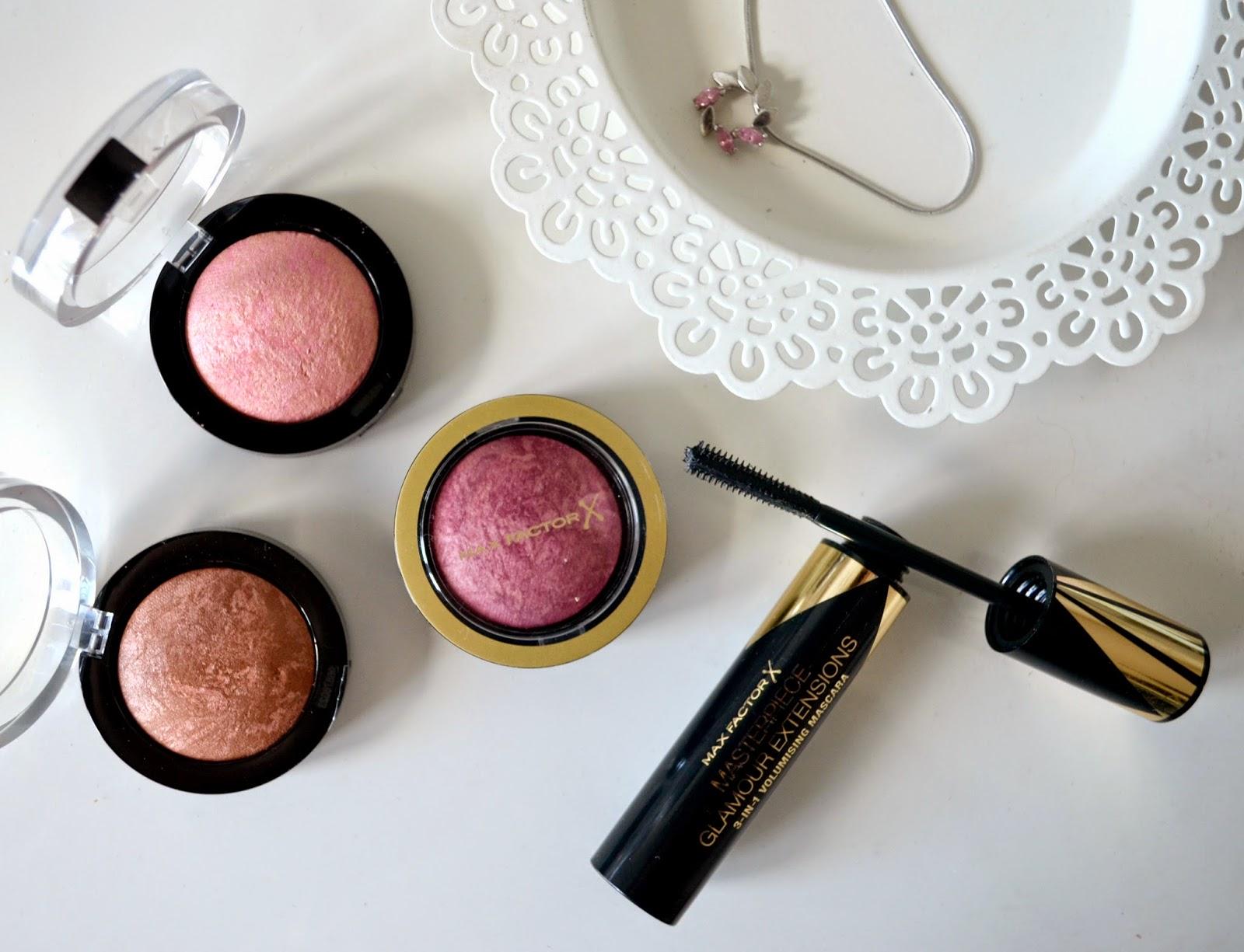 Max Factor Spring Makeup