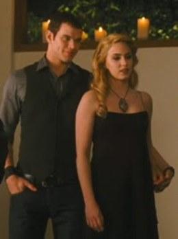 Rosalie Hale & Emmett Cullen