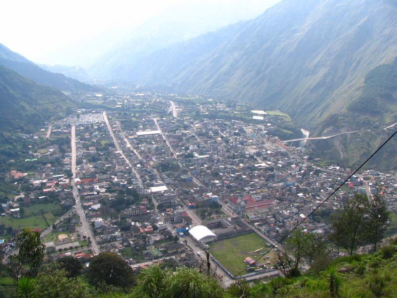 Imagenes De Baños Ambato:Lo mejor del Ecuador: Las mejores fotos del Ecuador