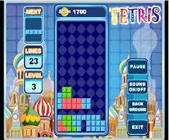 game xep hinh co dien tetris