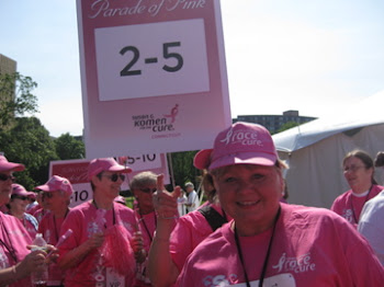 Komen CT Walk June 4th