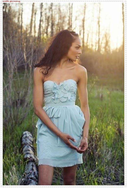 Schöne Mini Kleid Modelle