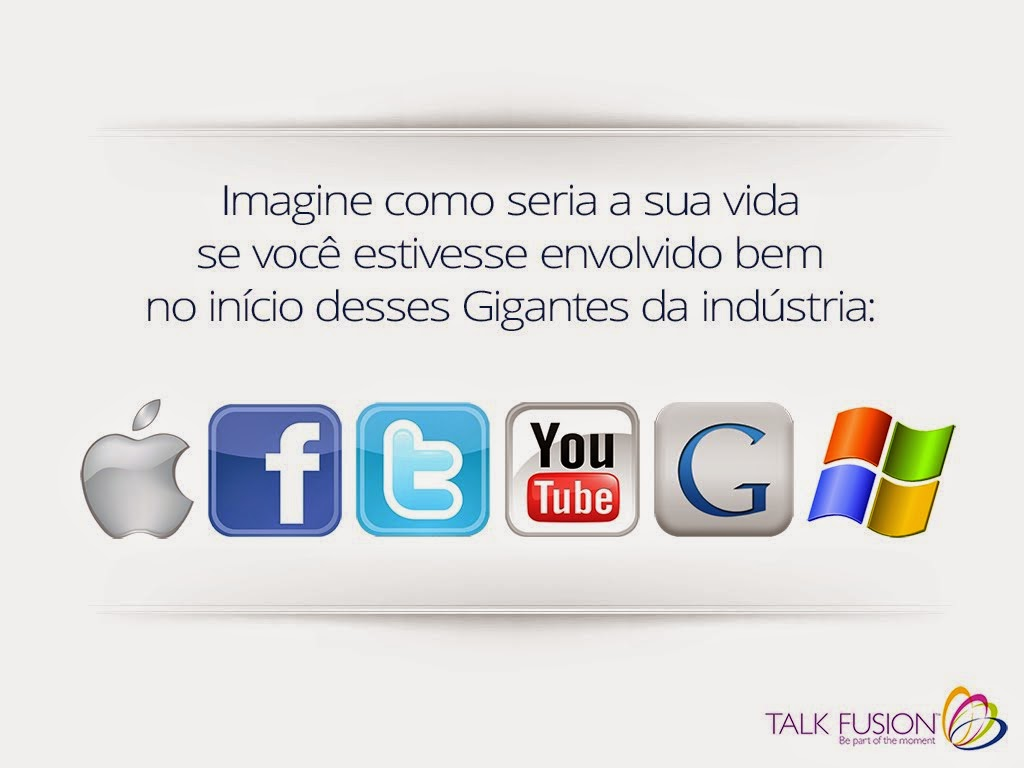 Talk Fusion No Brasil Equipe Lideres 360