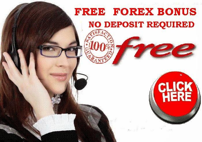 Free forex bonuses