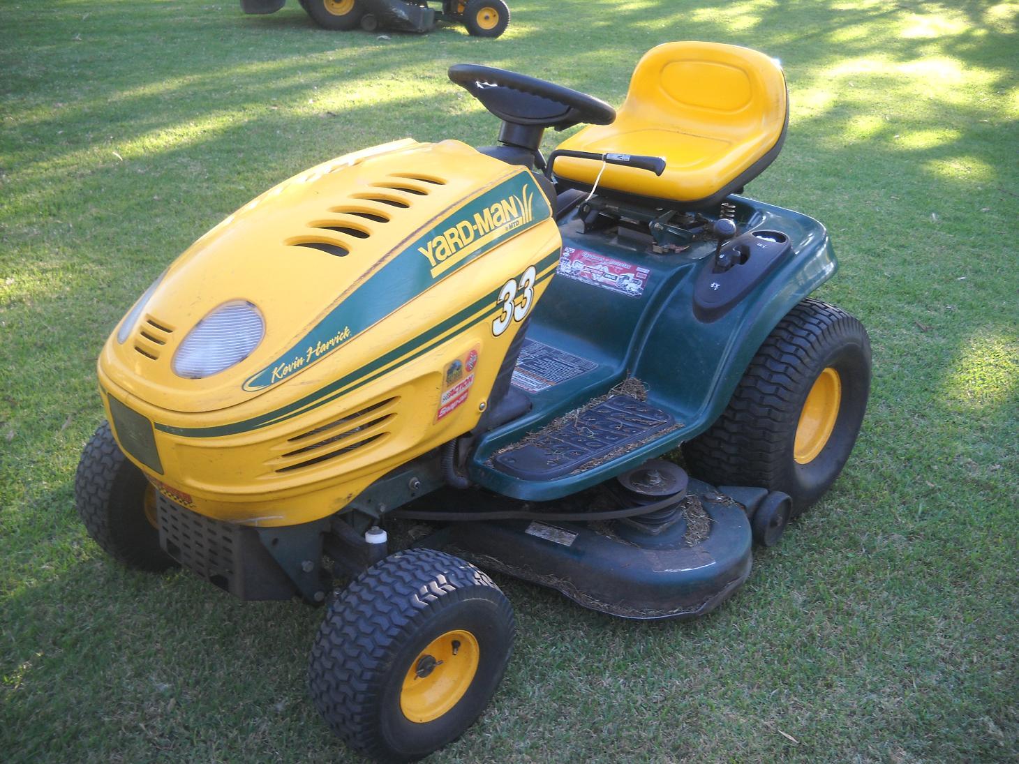 Mtd Tractor 1600 : Daniel vende mayo