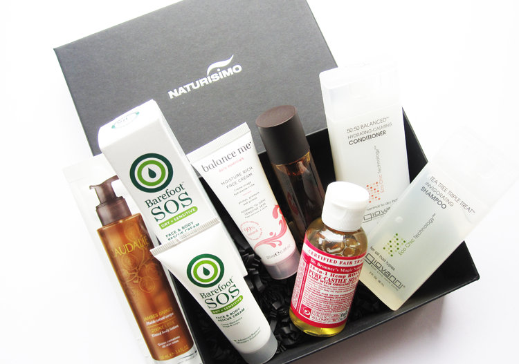 Naturisimo Travel Essentials Discovery Box review