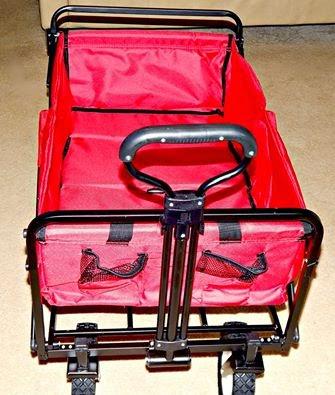 Collaspiable Wagon, Folding Wagon, Utility Wagon, Wagon,