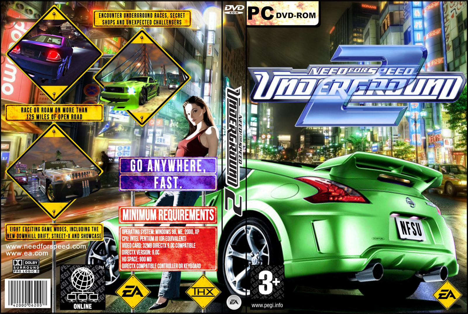 Need for speed 2 underground porn sexy vids