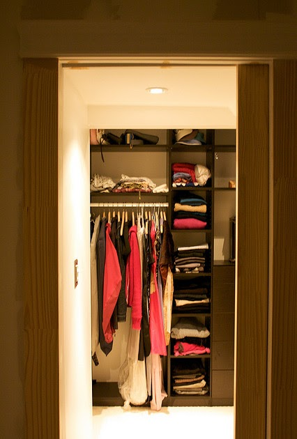 Decorating Diva Tips How To Turn A Spare Bedroom Into A Walk In Closet