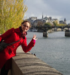 Greetings from the Seine River