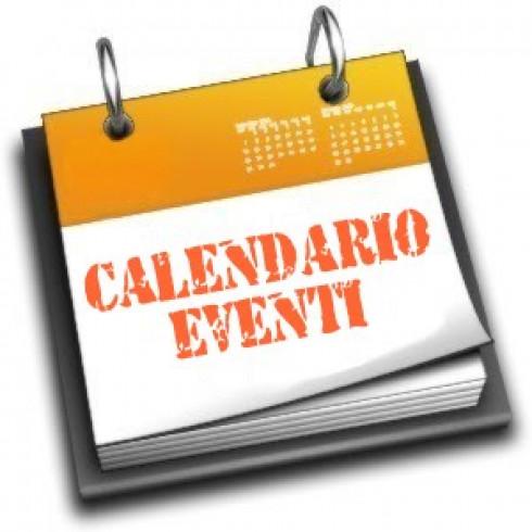 CALENDARIO EVENTI STAGIONALE