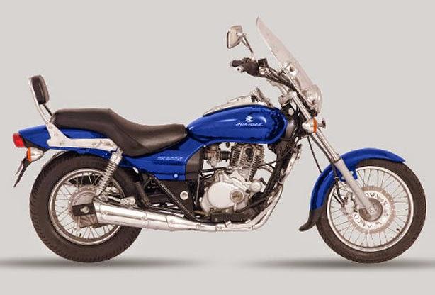 Bajaj Avenger 220 DTS-i