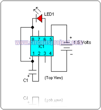 turn signal circuit diagram wiring diagram for car engine led flasher using transistor as well article166 1e moreover 12v led flasher circuit diagram further toyota