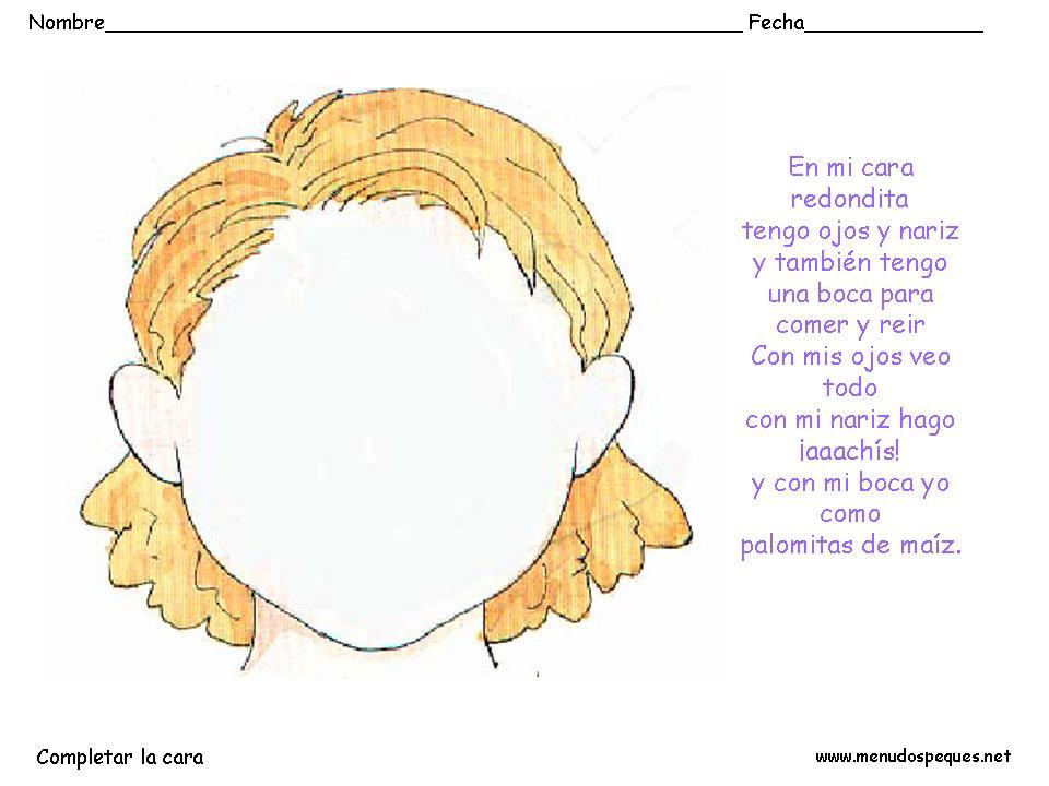 Educacion Para Niños, Proyecto De Aprendizaje El Cuerpo Humano
