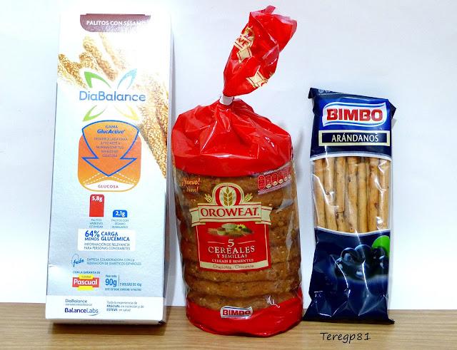 5 cereales, bimbo, diabalance