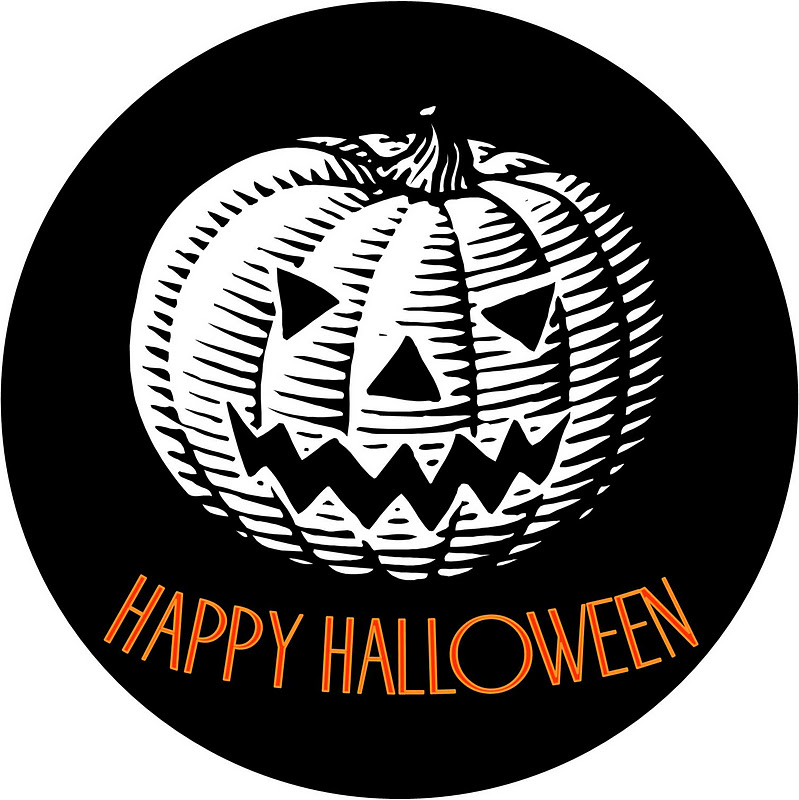 It's just a photo of Soft Happy Halloween Printable