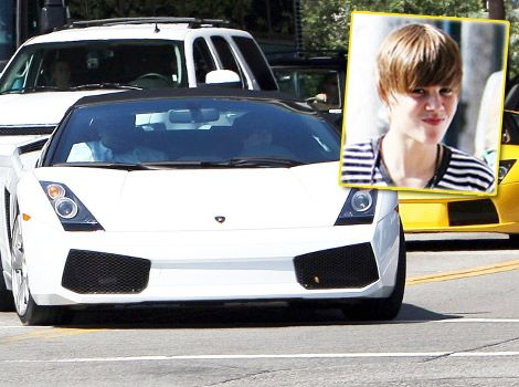 justin bieber 39 s new car t rex rob dyrdek 39 s gift garage car. Black Bedroom Furniture Sets. Home Design Ideas