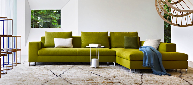Seaseight design blog my new house chronicle sofa - Divano seduta profonda ...