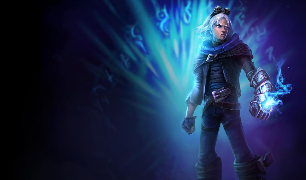 League of Legends: Ezr...
