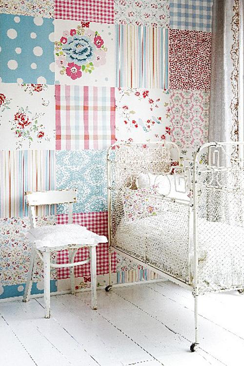 Pastel Pretty Interior Inspiration from Room Seven | Heart Handmade uk