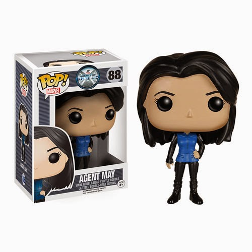 Marvel's Agents of S.H.I.E.L.D. Pop! Vinyl Figure by Funko - Melinda May
