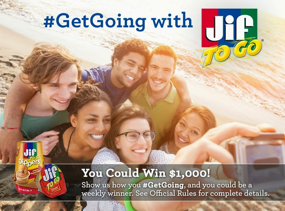 Jif To Go contest