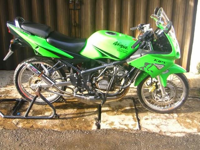 kumpulan modifikasi motor ninja rr 2010