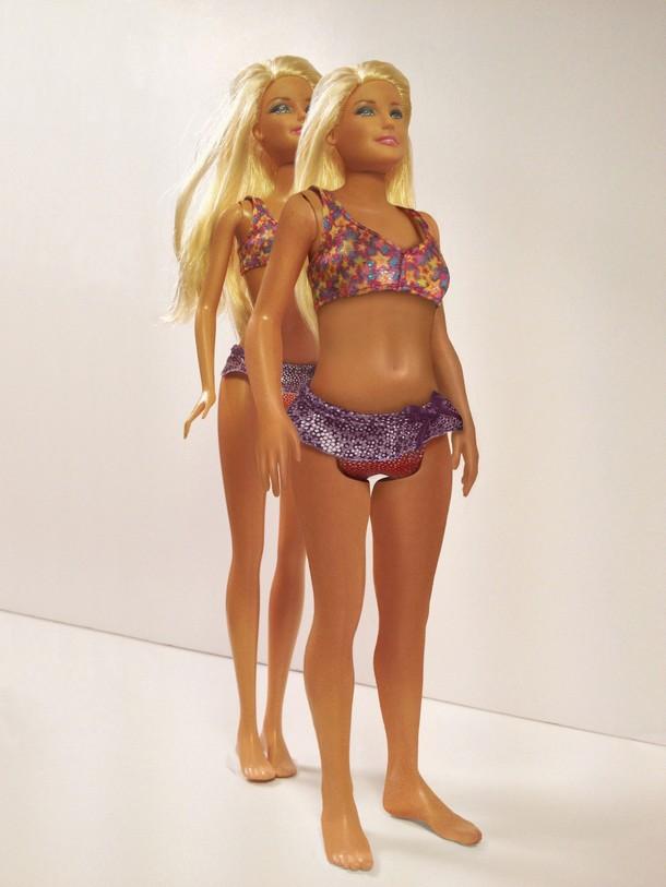 Artist Nikolay Lamm Recreated Barbie Doll