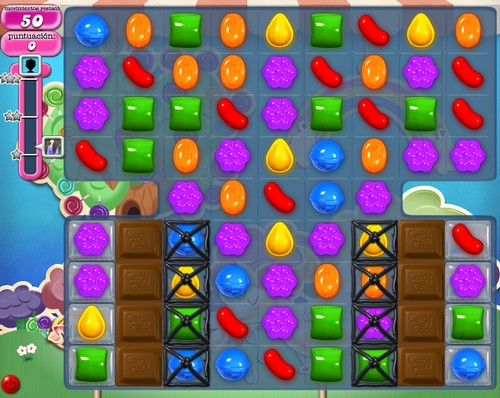 Nivel 53 Candy Crush Saga