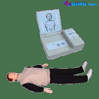 Boneka Manekin Full Body CPR